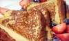 No Idea Tavern - SBIC/ West Federal Hill: Brunch for Two, Four, or Six on Saturday or Sunday with Bloody Mary or Mimosa Pitchers at No Idea Tavern (Up to 54% Off)