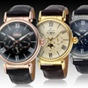Jacot Stonewell Collection Men's Watch
