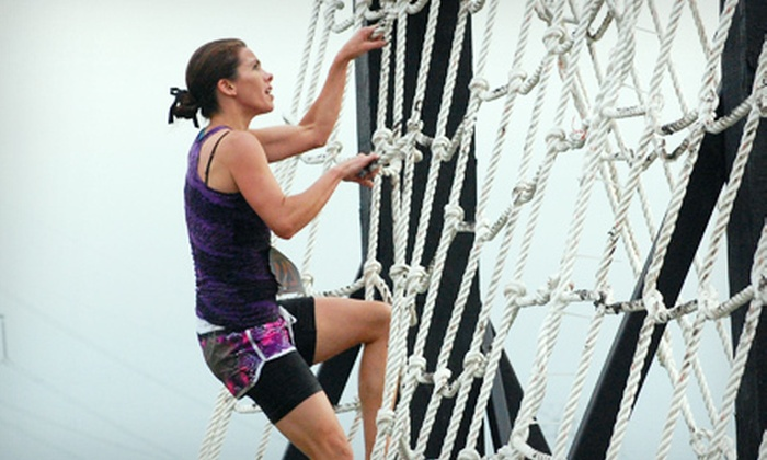 The Survival Race - Columbus: $39 for Entry to The Survival Race 5K Mud Run and Entry to the Arnold Fitness Expo on Saturday, March 2 ($84.34 Value)
