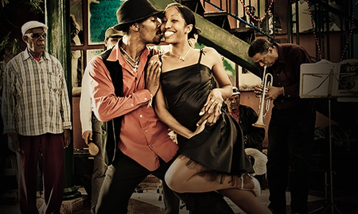 Interactive Media Corp - CubaOcho Art and Research Center: Viva la Salsa Cuban Dance Celebration for One or Two (50% Off)