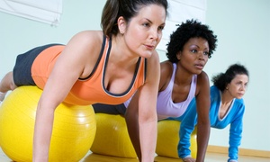 Express Fitness For Women: One or Two Months of Unlimited Circuit Training with Fitness Classes at Express Fitness For Women (Up to 70% Off)