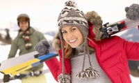 Alquiler de equipo de esquí o snowboard completo durante 1, 2 o 3 días desde 8,90 € en Eis