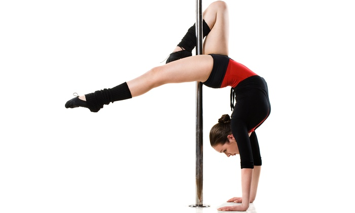 Expressions Fitness - Berea: One or Three Pole-Fitness Classes at Expressions Fitness (Up to 58% Off)