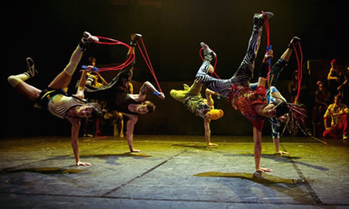 "Cirque Éloize iD - Hershey Theatre: $32 to See Cirque Éloize's ""iD"" on December 20 at Hershey Theatre (Up to $72.65 Value)"