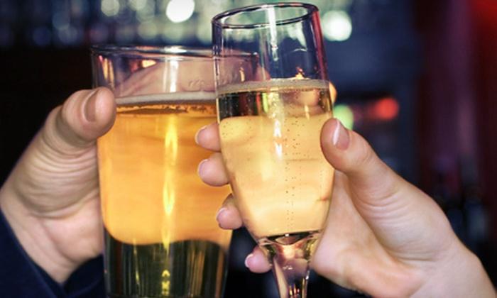 Hammerheads Beer & Wine Bar - Orlando: $15 for $30 Worth of Pub Food and Drinks at Hammerheads Beer & Wine Bar