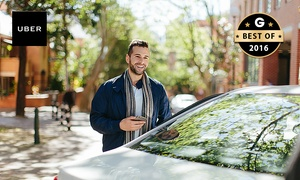 Uber: $3 for $25 Credit Towards Your First Uber Ride
