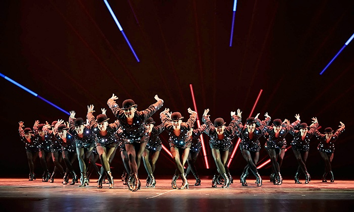 """Heart and Lights"" - The Theater at Madison Square Garden: The Rockettes in ""Heart and Lights"" at Radio City Music Hall on March 27–April 17 (Up to 30% Off)"