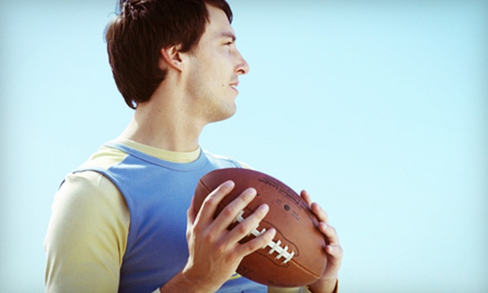 KC Sports Leagues - Kansas City: Membership for One or a Team of Up to 12 from KC Sports Leagues (Up to 66% Off)