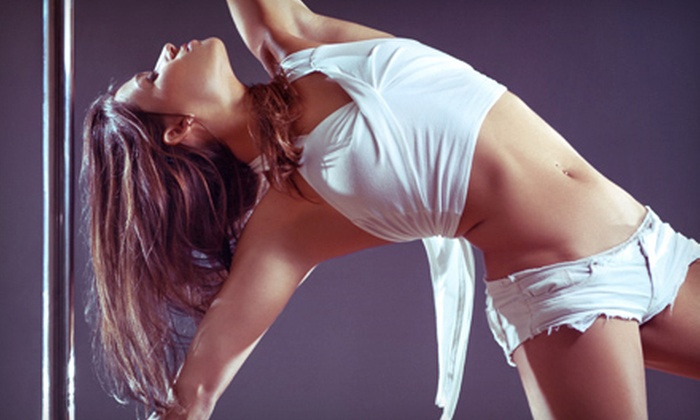 Wicked Enchantment Pole Dancing & Fitness Studio - Cedar Rapids: 4 Pole-Dancing or Fitness Classes or Private Party at Wicked Enchantment Pole Dancing & Fitness Studio (Up to 60% Off)
