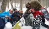 Pure Life Adventures - Ladysmith: Two-Hour Snowshoe Adventure or Full-Day Winter Survival Adventure from Pure Life Adventures (Up to 68% Off)