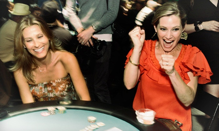 Get Lucky for Lupus LA - Mid-City West: Get Lucky for Lupus LA Celebrity Poker Tournament and Party (Up to 51% Off). Three Options Available.
