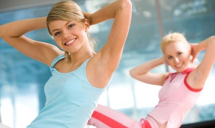 $30 for a One-Month Fitness Membership at Advocate Condell Centre Club ($92 Value). Two Locations.