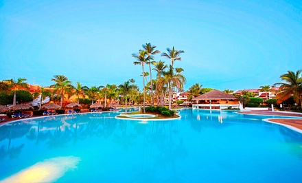 Groupon Deal: ✈ All-Inclusive Occidental Grand Stay with Airfare. Price per Person Based on Double Occupancy. Includes Taxes & Fees.
