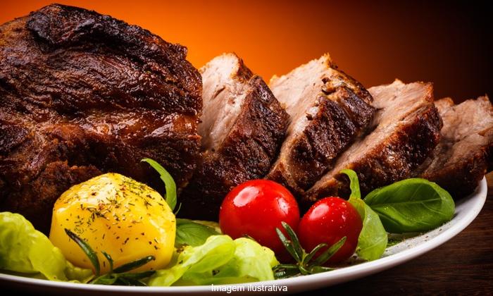 Boi Beef Carnes - Ribeirão Preto: Boi Beef Carnes – Iguatemi: 1 kg de carne bovina, lombo suíno, lagarto recheado ou linguiça, a partir de R$ 12,90