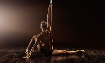 5 or 10 Pole-Dance, Contortion, or Lyra-Hoop Classes or a Private Bachelorette Party at Pole'iticians Fitness Studio (Up to 81% Off)