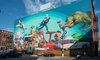 Up to 56% Off Cincinnati Mural Walking Tour from ArtWorks