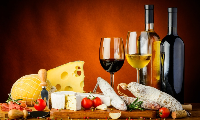 Eichten's Bistro & Market - Center City: Locally-Made Cheese Board or Fondue and Wine or Beer for Two at Eichten's Bistro & Market (Up to 46% Off)