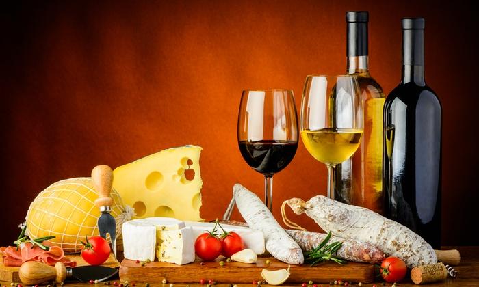 Salumi formaggi e vino gran bar via dei monti di for Prodotti tipici roma
