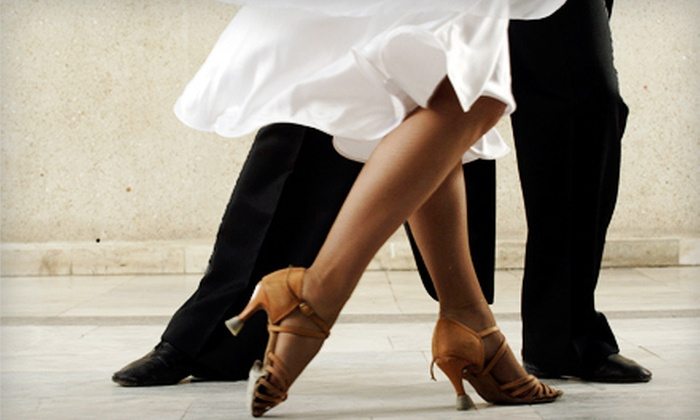 Arthur Murray Dance Center - West Centre Town - Little Italy - Civic Hospital East: 5 or 10 Group Dance Lessons for One or Two at Arthur Murray Dance Center (Up to 60% Off)