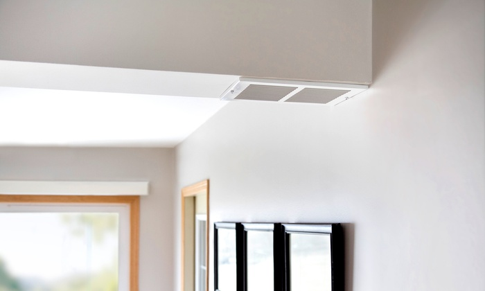 Green Restoration - Fairfield County: 8, 10, or 12 Air Duct Cleaning Package from Green Restoration (Up to 87% Off)