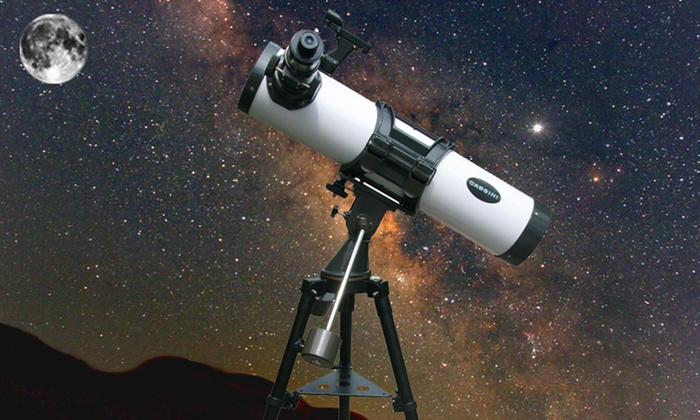 Cassini CS-1202 Astronomical Reflector Telescope: Cassini CS-1202 Astronomical Reflector Telescope. Free Returns.