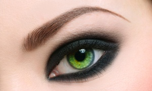 Be-ya Brow Bar Threading: Two Eyebrow Threading Session with Optional Lip Threading at Be-ya Brow Bar Threading (50% Off)