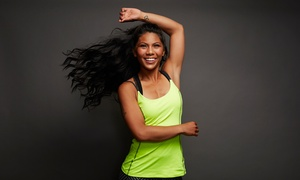 Zumba Fitness with Ivy: 5, 10, or 20 Zumba Classes at Zumba Fitness with Ivy (Up to 67% Off)