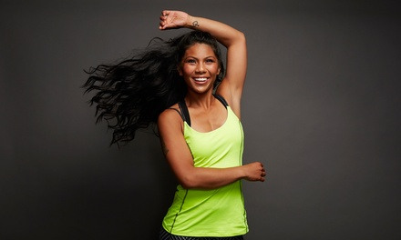 5, 10, or 20 Zumba Classes at Zumba Fitness with Ivy (Up to 71% Off)