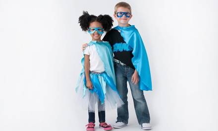 Custom Superhero Cape, Tutu, or Superhero Costume from SuperflyKids (Up to 52% Off)