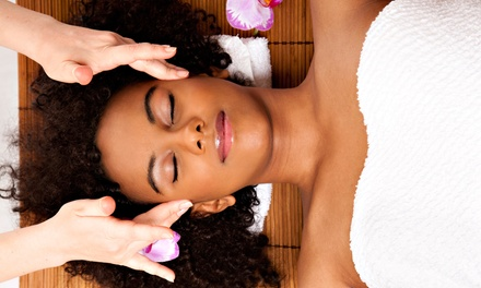 Spa Package with Massage or Foot Scrub for One at Body Retreat Day Spa (Up to 69% Off)
