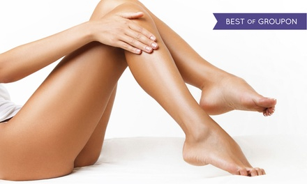 Six Laser Hair-Removal Sessions on a Mini, Small, Medium, or Large Area at Gentle Touch (Up to 83% Off)