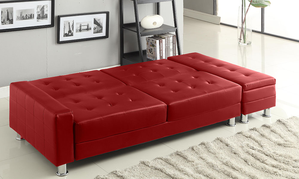 Knightsbridge sofa bed groupon goods for Sofa bed groupon