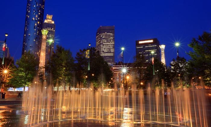 The Ellis Hotel - Atlanta: Stay at The Ellis Hotel in Atlanta, with Dates into September