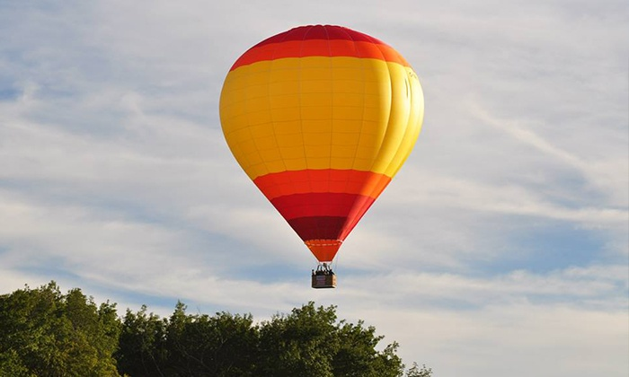 Cloud Chasers Balloon Rides - Stratford: Flight for One, Two, or Four, or Private Flight for Up to Six at Cloud Chasers Balloon Rides (Up to 45% Off)