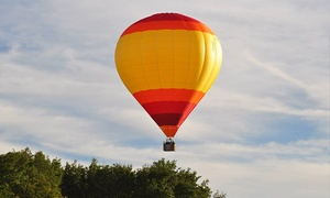 Cloud Chasers Balloon Rides: Flight for One, Two, or Four, or Private Flight for Up to Six at Cloud Chasers Balloon Rides (Up to 45% Off)