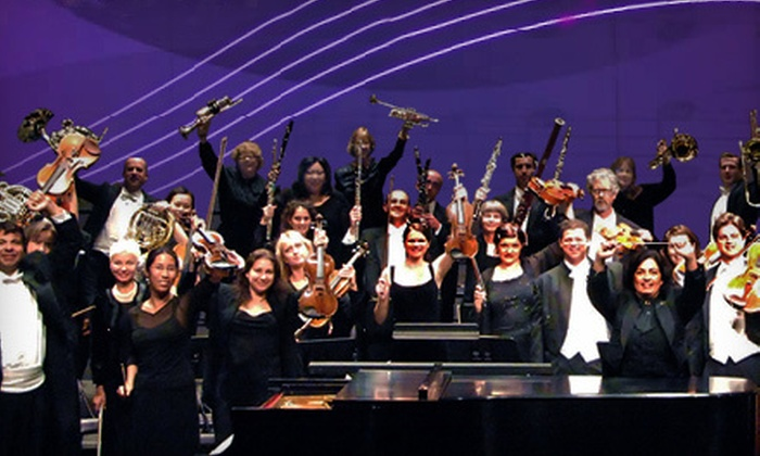 South Florida Symphony Orchestra with Jeffery Chappell - Amaturo Theater at Broward Center: Tickets or VIP Ticket Package for One or Two to South Florida Symphony Orchestra Concert on March 12 (Up to 53% Off)