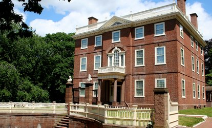 Up to 55% Off John Brown House Museum Visit for Two or Four