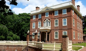 Rhode Island Historical Society: John Brown House Museum Visit for Two or Four from Rhode Island Historical Society (Up to 50% Off)