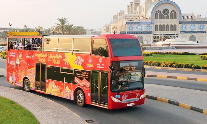 Riyadh City Tour Bus
