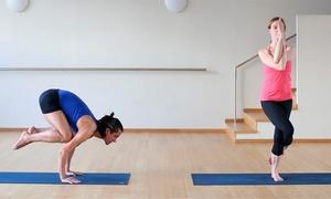Yogalinda: 5 o 10 clases de hot vinyasa yoga desde 24,95 €