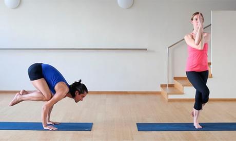 5 o 10 clases de hot vinyasa yoga desde 24,95 €