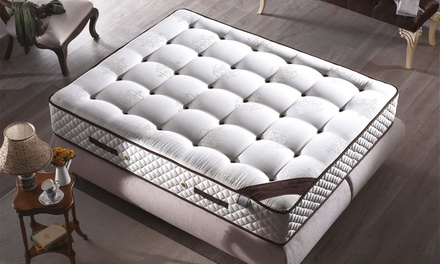 matelas diamant m moire de forme sampur groupon shopping. Black Bedroom Furniture Sets. Home Design Ideas