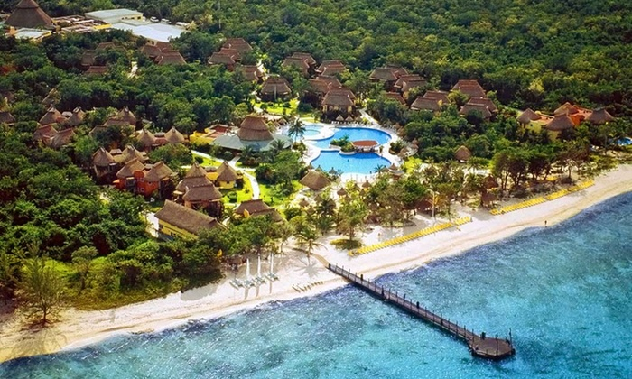 Iberostar Cozumel Stay with Airfare from Vacation Express - Cozumel: 3-, 4-, 6-, or 7-Night Iberostar Cozumel Stay w/ Airfare. Includes Taxes & Fees. Price/Person Based on Double Occupancy.