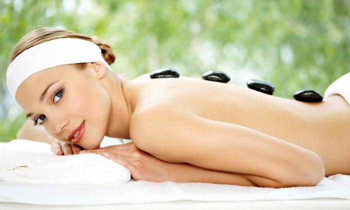 Serenity Luxury Spa - Downtown: Body Polish, Massage, or Body Wrap at Serenity Luxury Spa (Up to 55% Off)