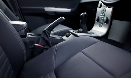 Interior Detail, Exterior Detail, or Both at Redline Collision Center (73% Off)