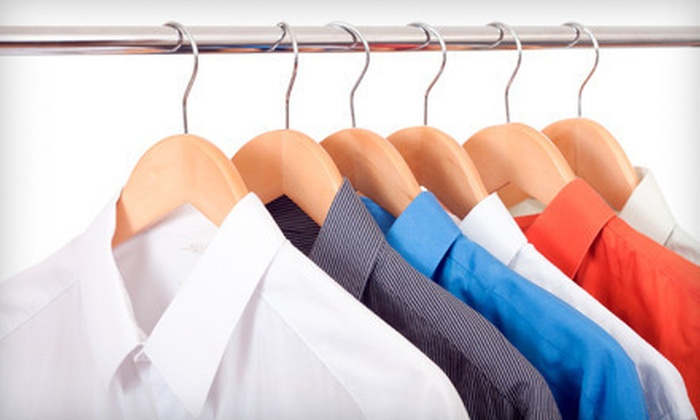 24 Hour Cleaners - Las Vegas: Comforter Cleaning or $15 for $30 Worth of Dry-Cleaning Services at 24 Hour Cleaners