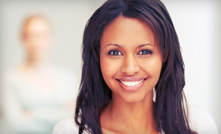 $55 for a Dental Package with Exam, Cleaning, X-rays, and Bleaching at Thomas Anderson & Associates ($260 Value)