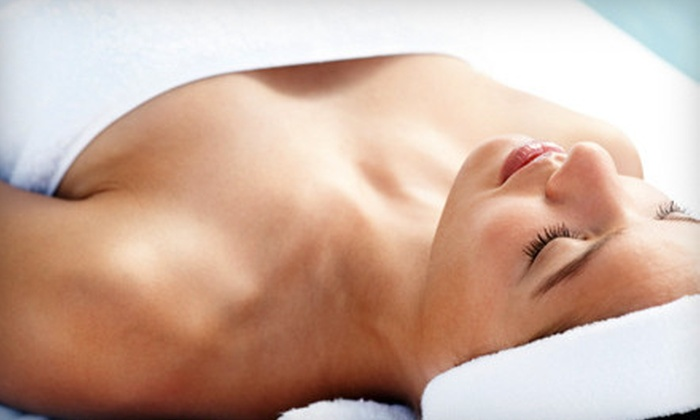 Planet Beach - Multiple Locations: One Month of Spa Treatments, Three Mystic Tans, or Three or Five Spa Treatments at Planet Beach (Up to 87% Off)
