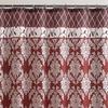 Victoria Classics Fabric Shower Curtain