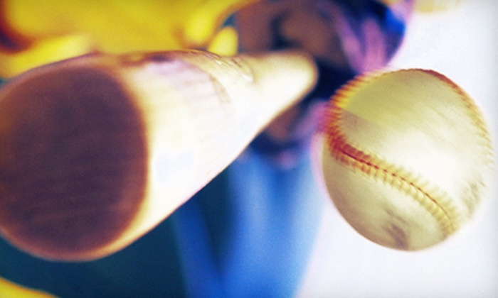 PTF Batting Cages - Northwest Oklahoma City: $20 for One Hour in a Private Indoor Batting Cage at PTF Batting Cages ($40 Value)